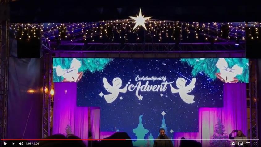 Vánoční koncerty, adventní trhy, koncerty v kostelech